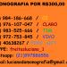 TCC E MONOGRAFIA R$ 300,00 SERGIPE