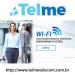 A Telme Telecom é uma empresa de internet banda larga – Cftv e refrigeração