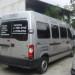 Aluguel de Van para eventos, turismo, shows e viagens