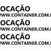 Locação e vendas containers Marítimo Habitáveis