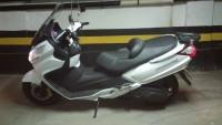 Moto Dafra MaxSym 400i repasso financiamento 2014/2015