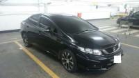 Honda Civic LXR, 2.0, Automático, 15/16, repasso o financiamento