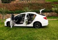 Honda civic exr top Financiado