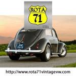 Rota 71 Vintage VW comércio de veículos antigos