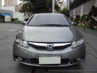 New Civic Financiado