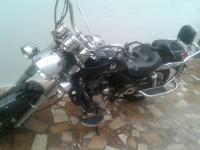 Assumo financiamento de moto custom e dou a minha de entrada